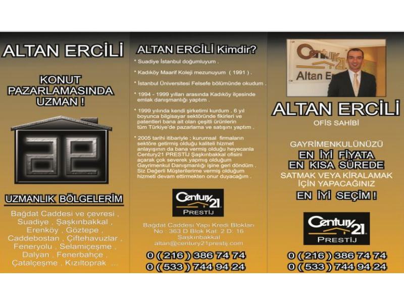 Century21 Prestij Emlak Firmaları Kadiköy Istanbul
